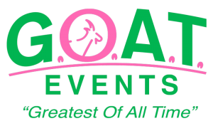 GOAT Events Logo