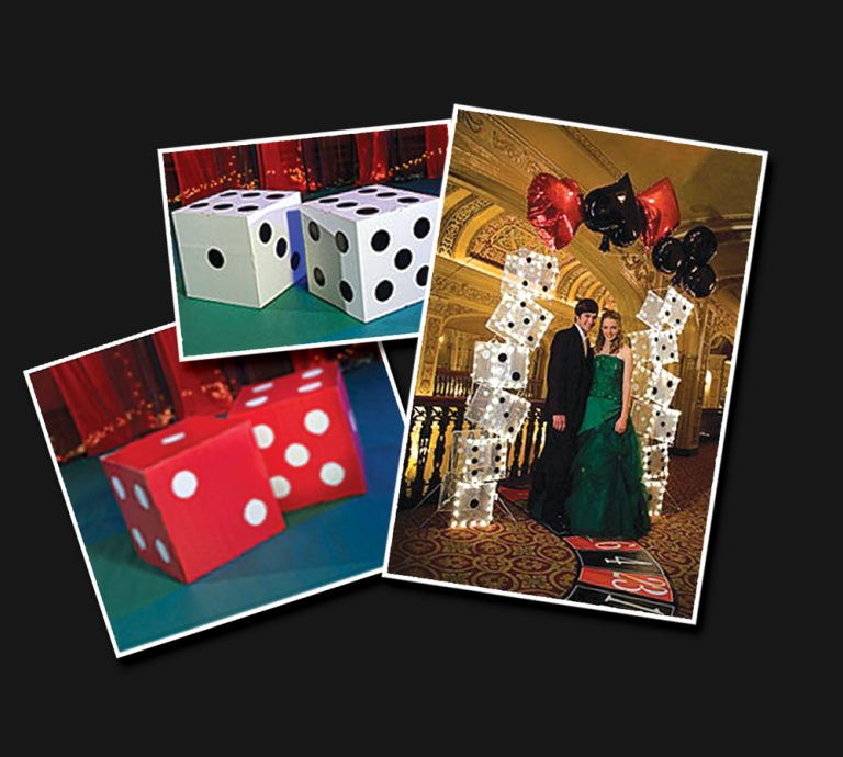 Casino Decorations