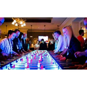 8 Ft LED Foosball