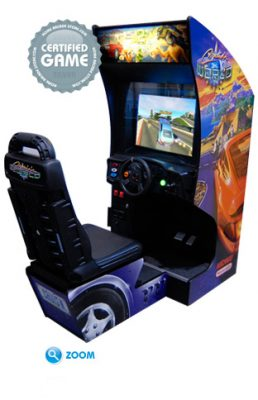 Cruisin' World Racing Arcade