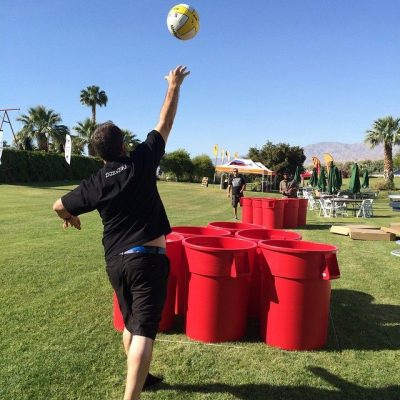 Giant Lawn Pong